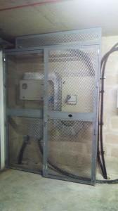 Security door  - General Metal Works Malta