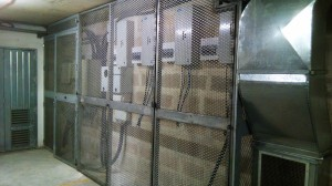 Lock up garage  - General Metal Works Malta