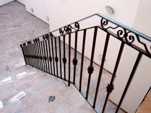 Black railing wrought iron  - General Metal Works Malta