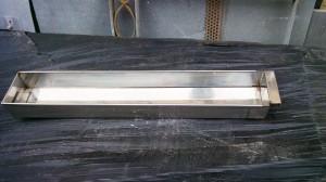 Stainless steel catering tray custom - General Metal Works Malta