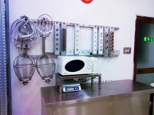 Stainless steel custom frame catering - General Metal Works Malta